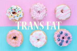 トランス脂肪酸とは?なぜ体によくないの?