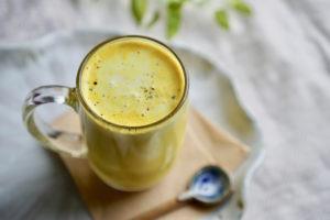 免疫アップ!ゴールデンミルク(ターメリックラテ)のレシピ